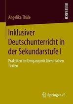 Inklusiver Deutschunterricht in Der Sekundarstufe I