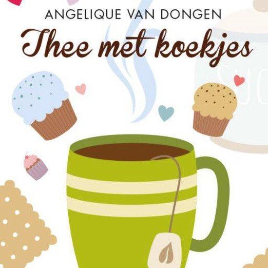 Thee met koekjes - Angelique van Dongen   Readingchampions.org.uk