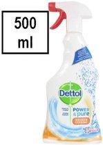 Dettol Power & Pure Anti Bacteriële spray 500 ml