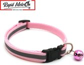 Chihuahua Halsband - Halsband - Uitlaten - Puppy - Chihuahua - Roze - Rapid Meteor®