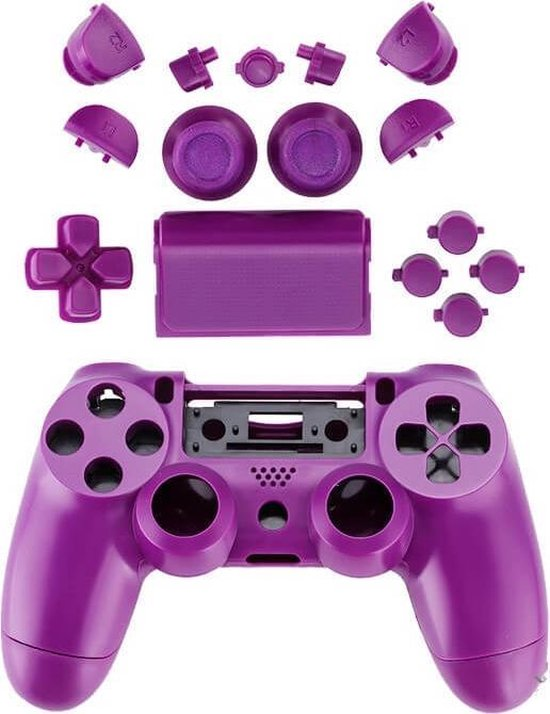 PS4 Controller Shell PRO V1 Paars