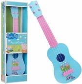 Peppa big gitaar - Peppa pig speelgoedgitaar (55 cm) - Leuk cadeau