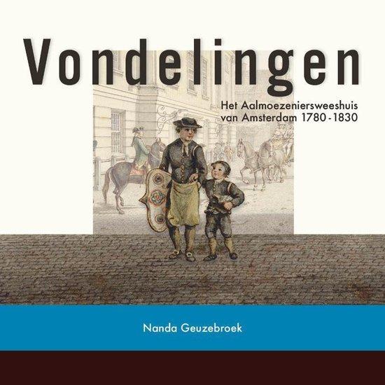 Vondelingen - Nanda Geuzebroek  