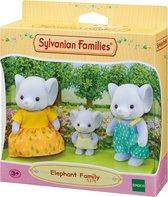 Sylvanian Families Familie Olifant - Speelfigurenset