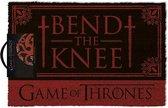 Game Of Thrones Bend the knee Deurmat