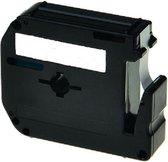 Alternatief voor Brother P-touch tape cassette MK-221 zwart op wit 9 mm | P-Touch PT-55/ PT-65/ PT-75/ PT-85/ PT-90/ PT-BB4