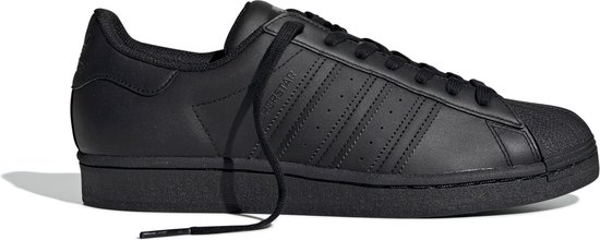 adidas Superstar Sneakers - Maat 41 1/3 - Unisex - zwart