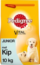 Pedigree Droog Junior Kip/Rijst - 10 KG