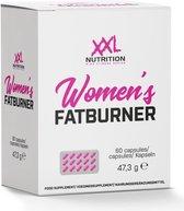 XXL Nutrition Women's Fat Burner -  Fatburner / Afvallen - 60 Capsules -