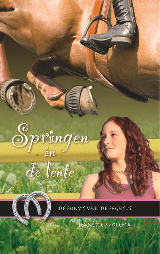 Springen in de lente - Jeanette Molema  