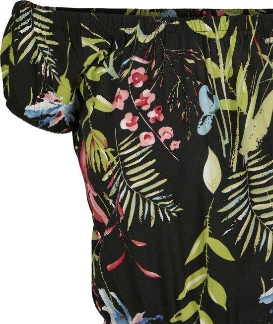 Urban Classics Jumpsuit - Short Off Shoulder Dames 3xl