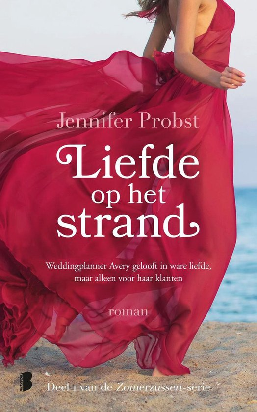 Zomerzussen 1 - Liefde op het strand - Jennifer Probst |