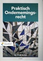 Boek cover Praktisch Ondernemingsrecht van S.S.M Rutten (Paperback)