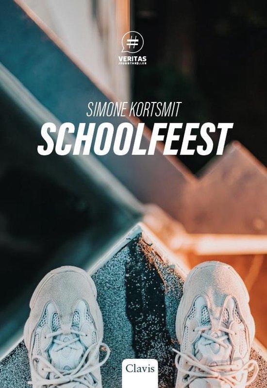 Boek cover Schoolfeest van Simone Kortsmit (Hardcover)