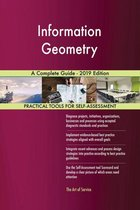 Information Geometry A Complete Guide - 2019 Edition
