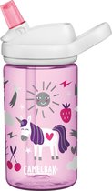 CamelBak Eddy+ Kids - Drinkfles - 400 ml - Lila (U