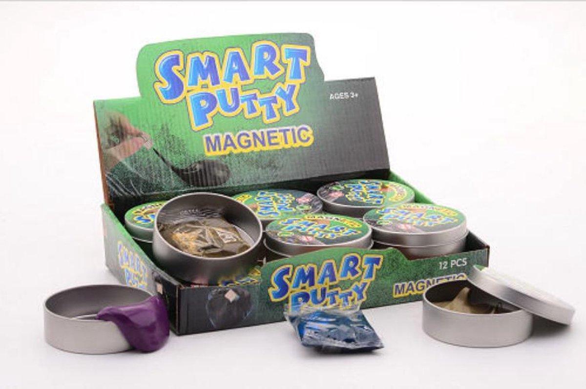12 Magnetische Smart Putty In Blik 24294