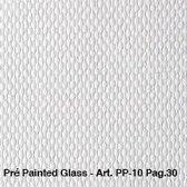 Intervos PP-10 Glasvliesbehang Ruit Voorgeschilderd - 50 meter