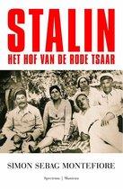 Boek cover Stalin van Simon Sebag Montefiore (Hardcover)