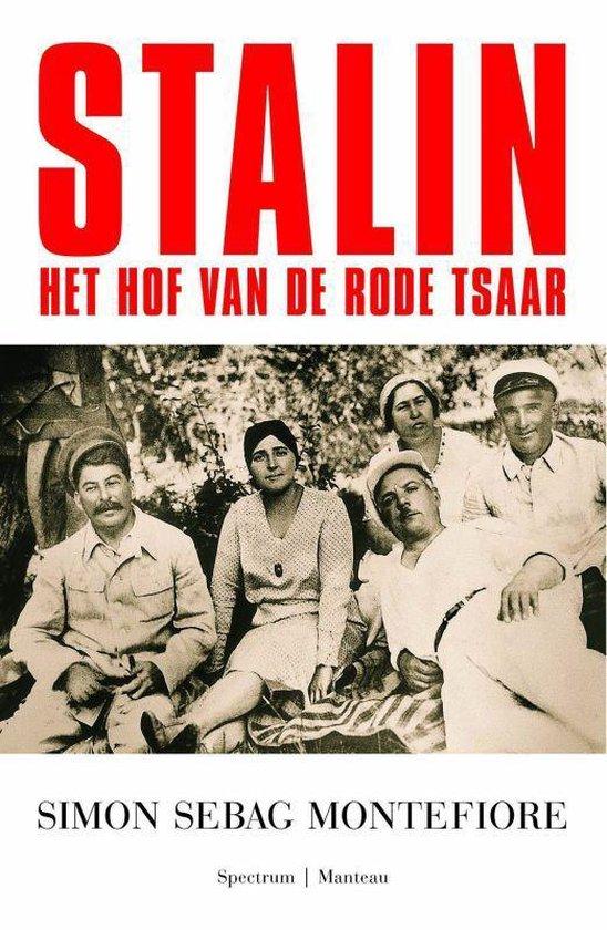 Boek cover Stalin van Simon Sebag Montefiore