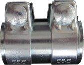 Q-Parts Pijpverbinder 50mm x 125mm Klem 54,5mm