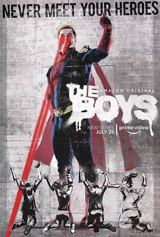 Boys - Season 1 (Blu-ray)