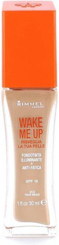 Rimmel Wake Me Up - 203 True Beige - Foundation