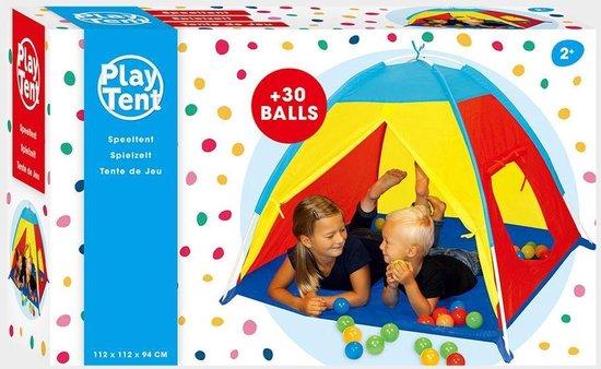 Speeltent Met 30 Ballen