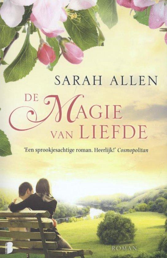 De magie van liefde - Sarah Addison Allen  