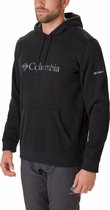 Columbia Outdoortrui Csc Basic Logo Ii Hoodie Heren - Black - Maat S