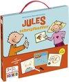Afbeelding van het spelletje Jules  -  Jules schrijfkoffer 3-5 jaar