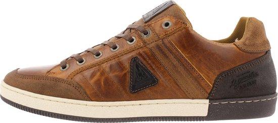Gaastra Willis Ctr Sneaker Men Cognac-brown 41