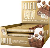 Fulfil Nutrition - Vitamin & Protein Bar - Hazelnut Whip