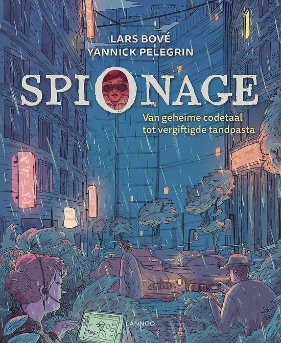 Spionage - Lars Bové  