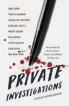 Omslag Private Investigations