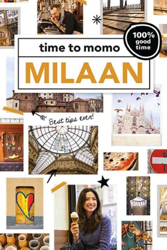 time to momo - time to momo Milaan - Anja Siderius pdf epub