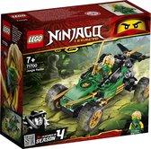 LEGO NINJAGO Legacy Jungle Aanvalsvoertuig - 71700