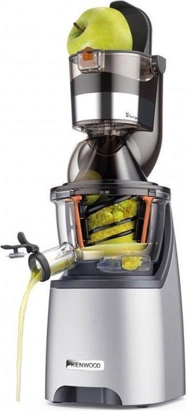 KENWOOD JMP800SI Juice Pro Juice Extractor - 48 RPM - 240 W - Zilver