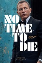 Poster James Bond - no time to die - 61x91,5 cm