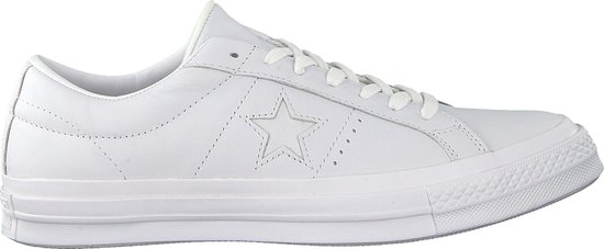 Converse Heren Lage sneakers One Star Ox Heren - Wit - Maat 40