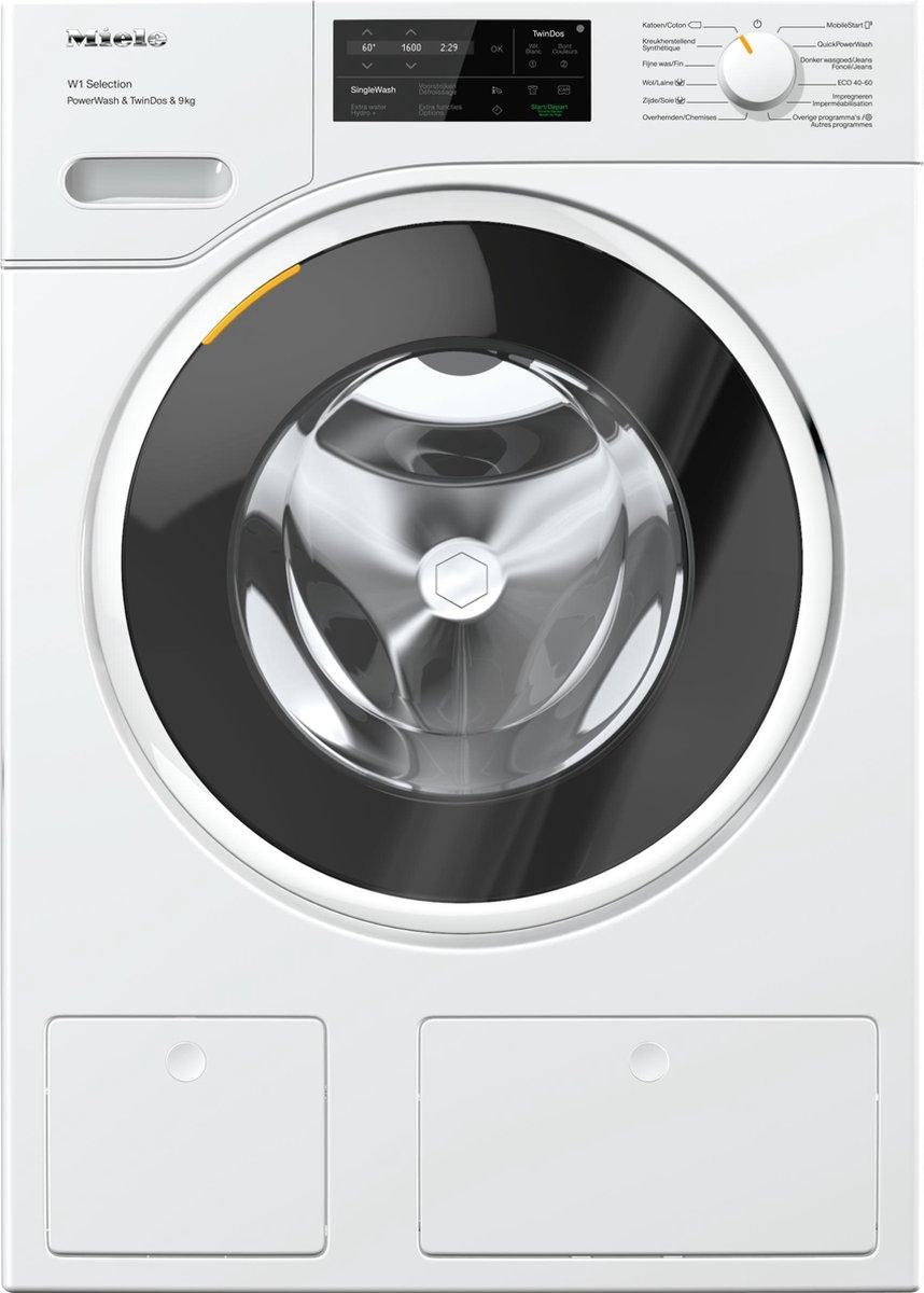 Miele WSI 863 WCS – Wasmachine – PowerWash 2.0 & TwinDos  – NL/FR