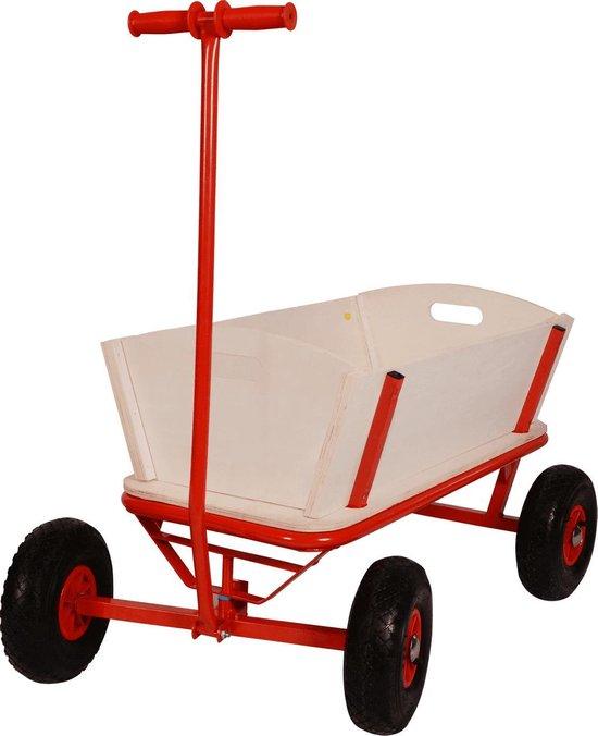 Benson Bolderkar - Bolderwagen Hout