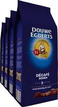 Douwe Egberts Décafé Koffiebonen - 4 x 500 gram - cafeïnevrij
