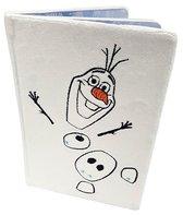 Notitieboek - Disney Frozen: Olaf - pluizig - A5