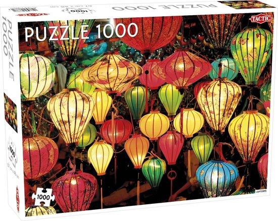 Puzzel Lovers' Special: Lanterns - 1000 stukjes