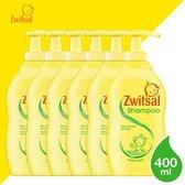 Zwitsal Shampoo Met Anti Prik Formule 6x400 ml - Voordeelverpakking