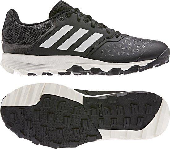 bol.com | Adidas Flexcloud zwart wit hockeyschoenen uni (G25961)