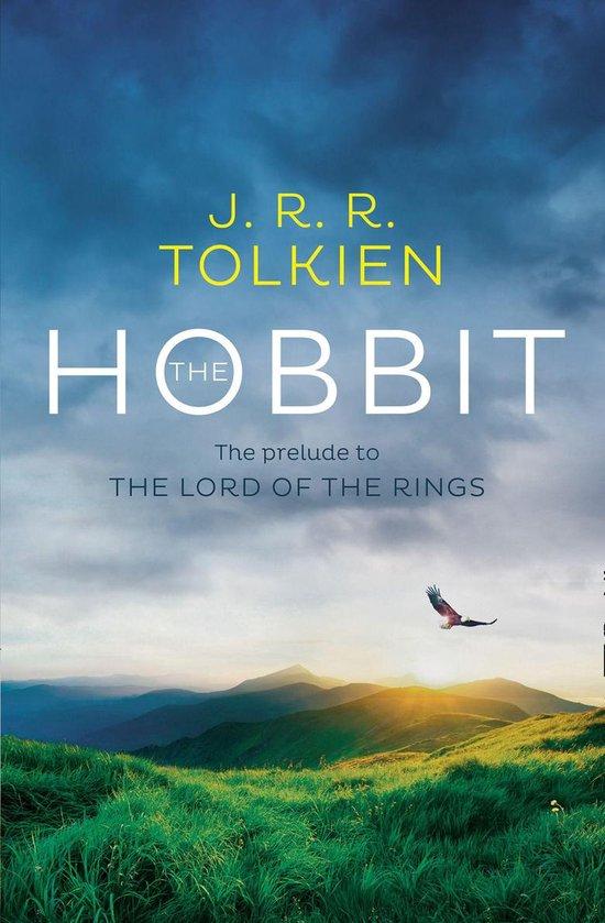 Boek cover The Hobbit van j. r. r. tolkien (Onbekend)