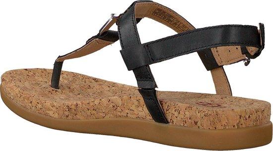 UGG Slippers - Maat 40 - Vrouwen - zwartbruin 8ssmu0uy