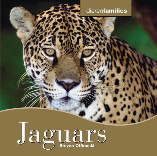 Dierenfamilies - Jaguars - Steven Otfinofski |